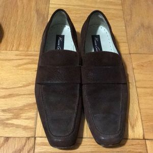 Kenneth Cole Shoes - Kenneth Cole Brown Loafers